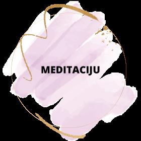personalizovana meditacija